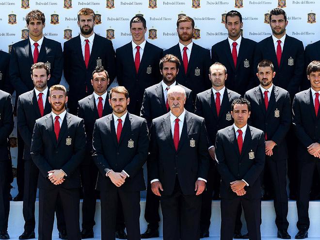 Чемпионата испания по футболу