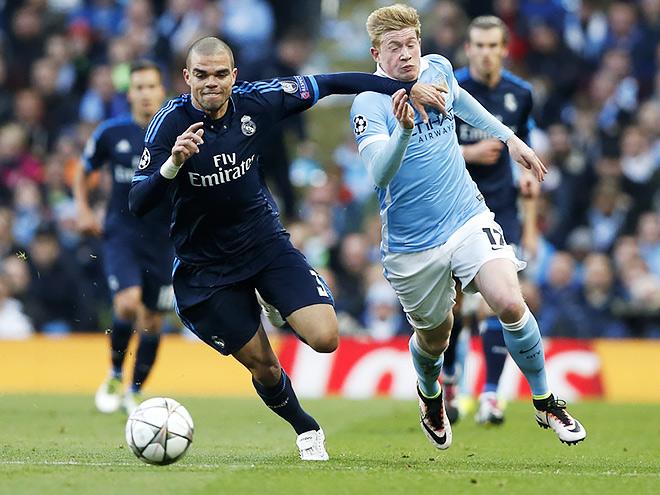 В какой форме «Реал» и «Манчестер Сити» накануне ответного полуфинала Лиги