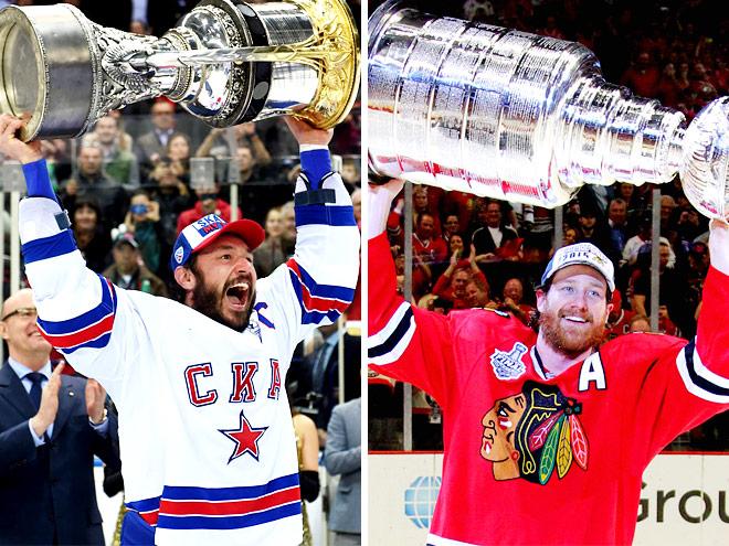 СКА, «Чикаго», сборная Канады – в списке лучших команд сезона