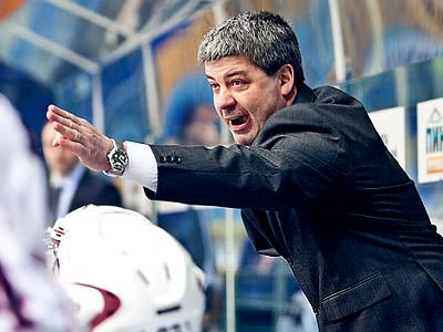 Главный тренер «Риги» - о подготовке к МЧМ