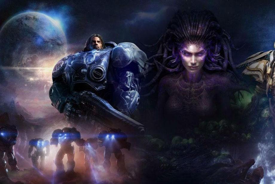Создатели культовой StarCraft отпразднуют двадцатилетний юбилей игры