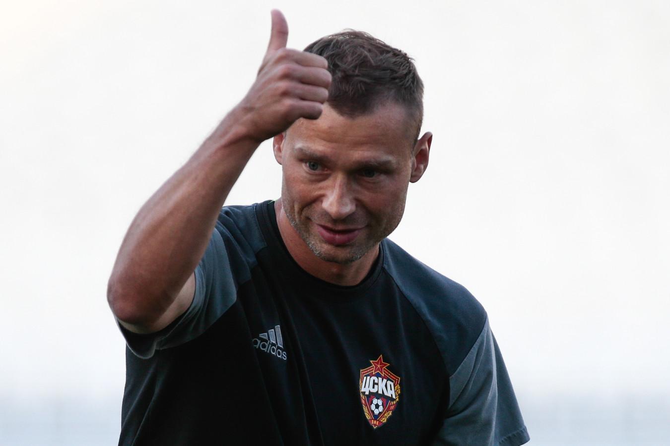 Алексей Березуцкий решил остаться в ЦСКА