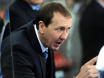 Дмитрий Балмин – об истории татарстанского хоккея