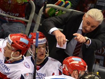 Тренеры – о матче Россия – Швеция