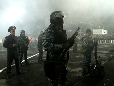От президента РФС скрывали, что творилось на матче «Балтика» - «Зенит»