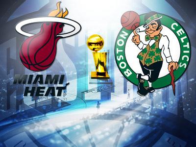 «Майами» и «Бостон» начинают битву за «Восточный трон»