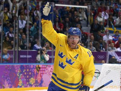 Сочи-2014. Хоккей. Швеция – Швейцария – 1:0