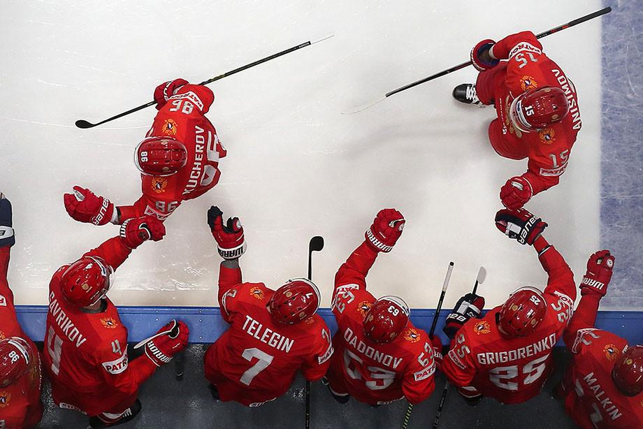 Турнирные расклады для сборной России