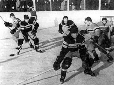 Страницы истории уфимского хоккея