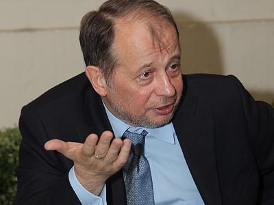 Глава ВАЛОВС Владимир Лисин