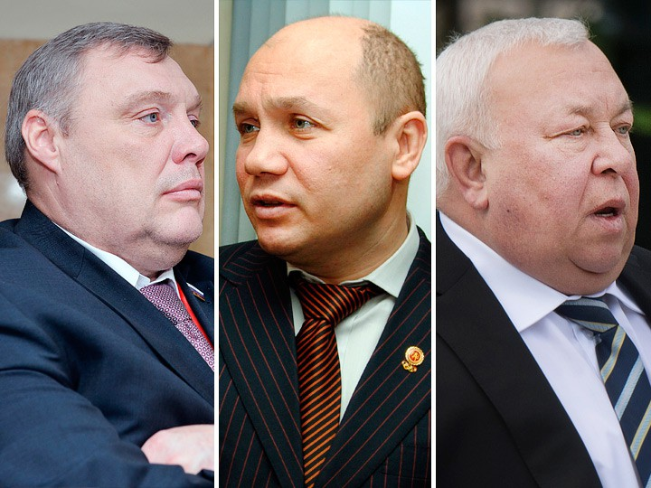 Иванюженков не признаёт легитимность выборов Хусаинова