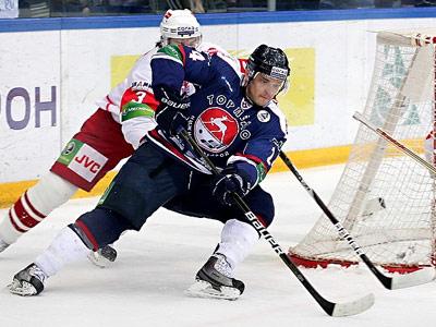 """Нападающий """"Торпедо"""" Максим Потапов – о своей хоккейной карьере"""