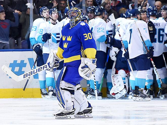 Швеция – Европа