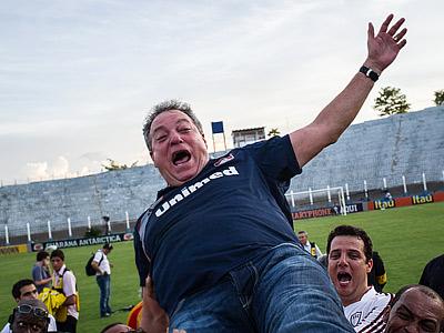 Тренер чемпионов Абель Брага