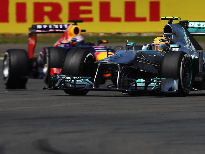 Главные интриги Гран-при Великобритании Формулы-1