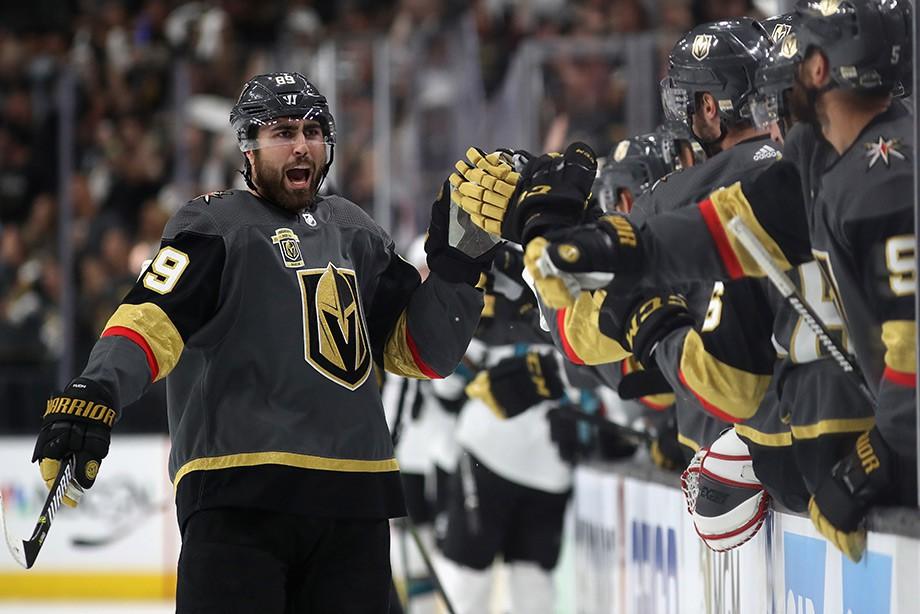«Вегас» повторил рекорд НХЛ, два раза сыграв неменее одного овертайма вплей-офф