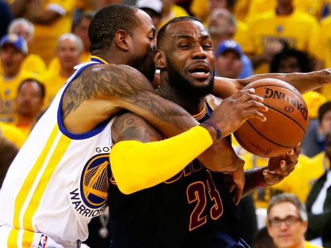 """""""Голден Стэйт"""" и """"Кливленд"""" сыграют в финале плей-офф НБА"""