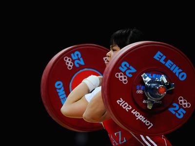 Олимпийская рекордсменка — Зульфия Чиншанло