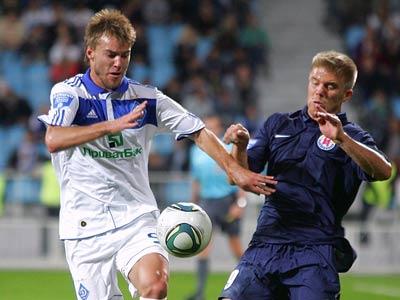 В воскресенье состоятся четыре матча украинской премьер-лиги