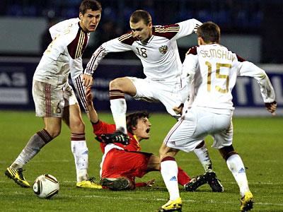 Боярский: для меня матч с Арменией – товарищеский