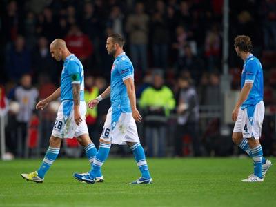 Беда в Неаполе на фоне праздника футбола в Риме