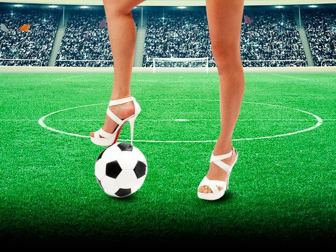 «На лабутенах…» 8 самых модных жён и подруг футболистов