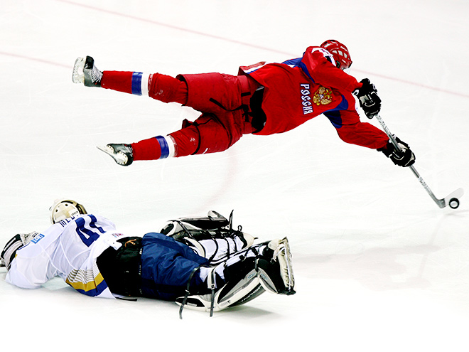 Удивительная экипировка, в которой начинали играть звёзды мирового хоккея