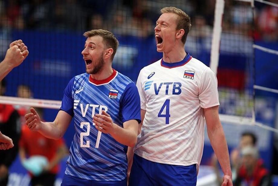 Россия – Италия – 3:0, 9 июня 2019, Лига наций