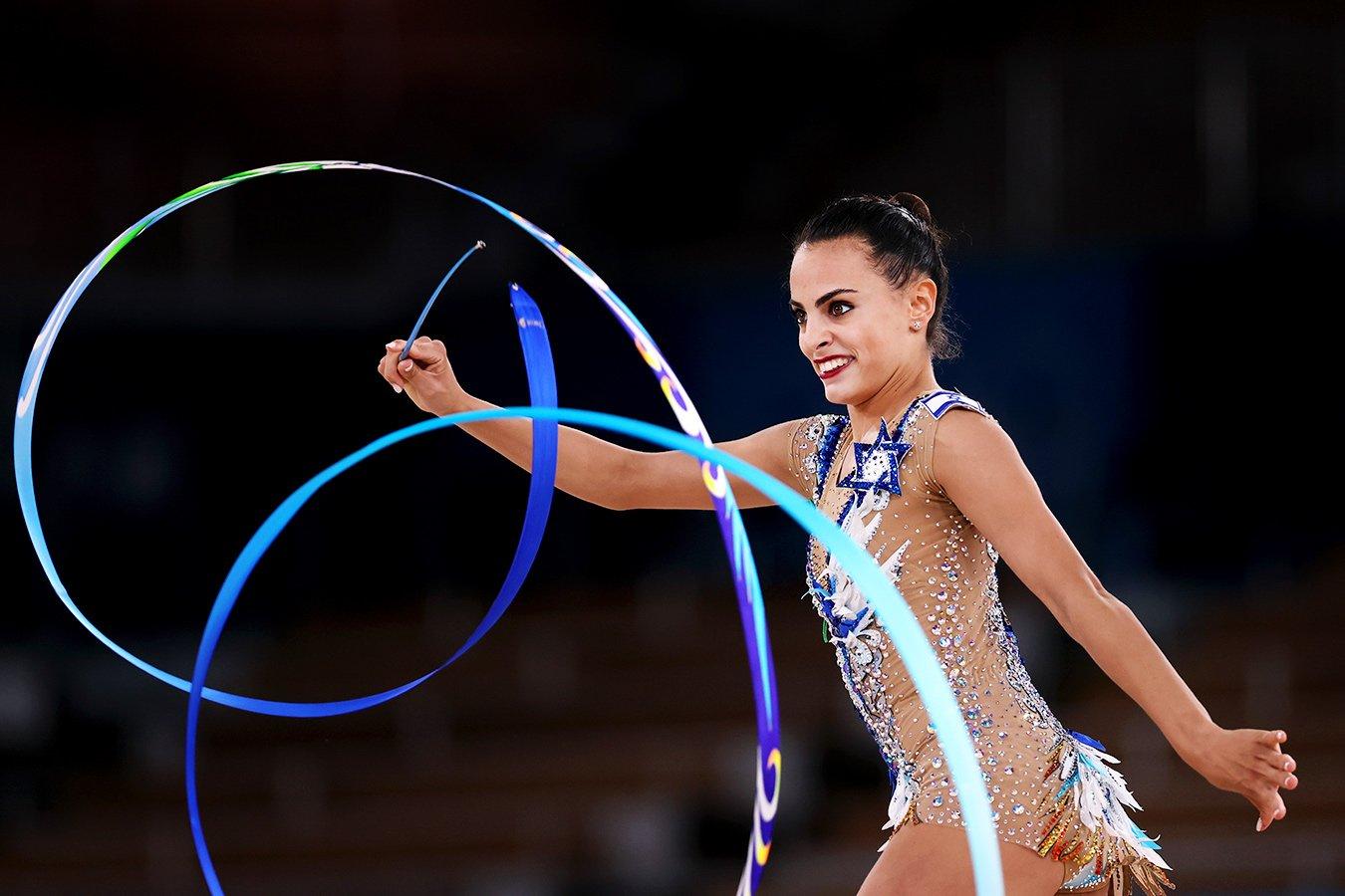 Украинская судья объяснила, почему Линой Ашрам заслуженно победила на ОИ-2020