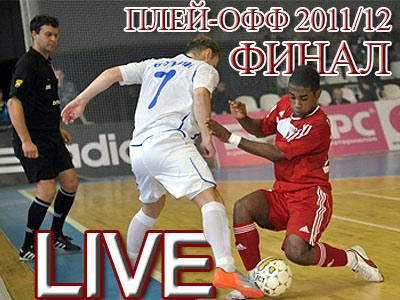 Текстовая трансляция второго финального матча «Сибиряк» - «Динамо»
