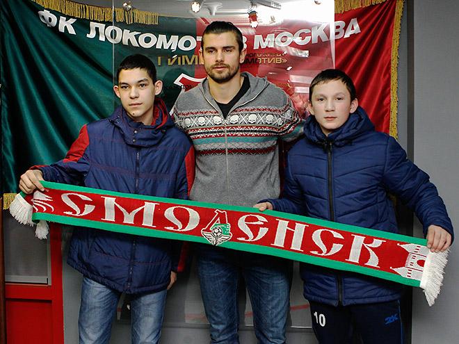 Неманья Пейчинович - об учёбе и футболе