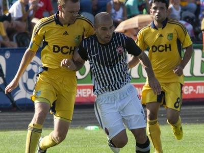 Луганский клуб выбрался из пропасти премьер-лиги
