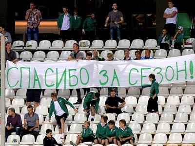 «Краснодар» в новом сезоне рассчитывает перейти в первую восьмёрку