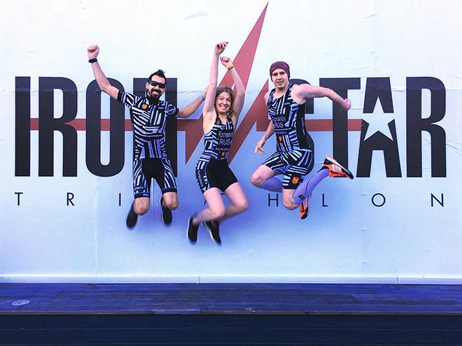 Сотрудники Rambler&Co приняли участие в триатлоне IRONSTAR в Сочи