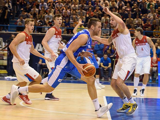 Россия победила Боснию в квалификации Евробаскета, Кулагин набрал 17 очков