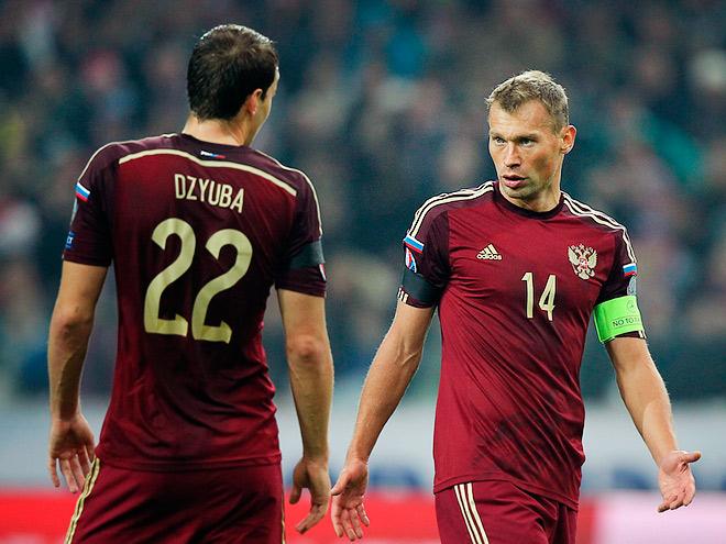 Прогноз ставок на матч Черногория - Россия