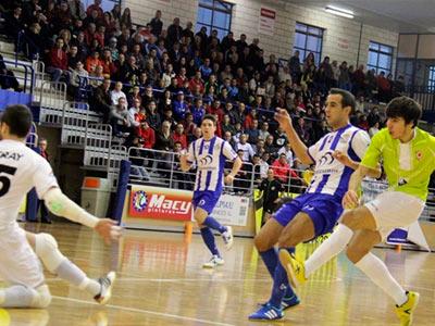 12-й тур чемпионата Испании по мини-футболу