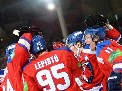 В КХЛ прошёл большой игровой день (30.01.2013)