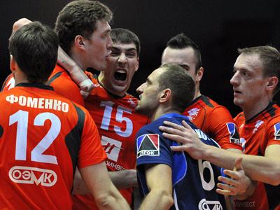 Обладателем Кубка России стало «Белогорье»