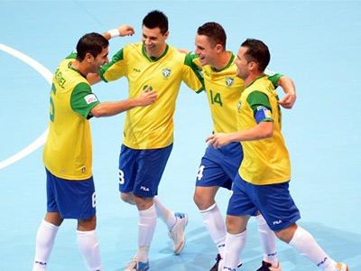 Бразилия и Испания – в финале ЧМ по мини-футболу