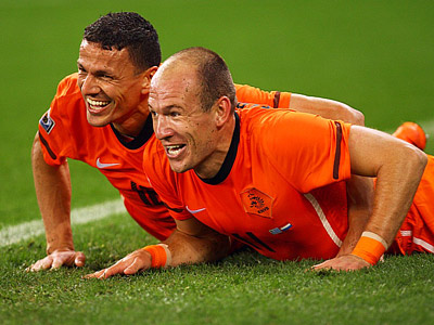 Оранжевая радость