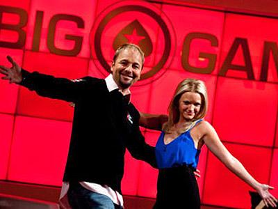 The Big Game. Эпизод 9