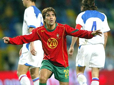 Неудачные игры с Португалией и другими командами