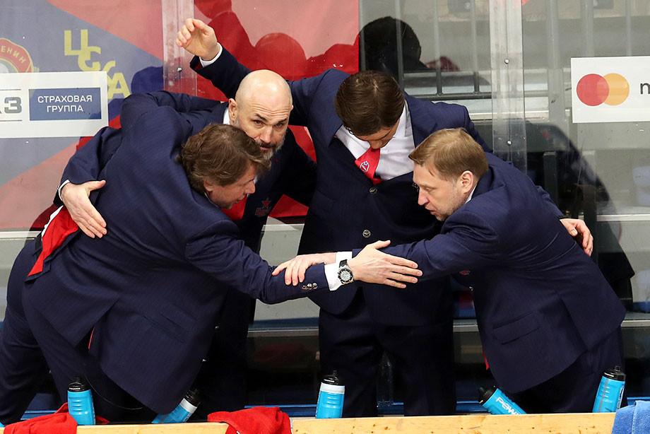 ЦСКА одержал победу уомского Авангарда и 2-ой матч заключительной серии Кубка Гагарина