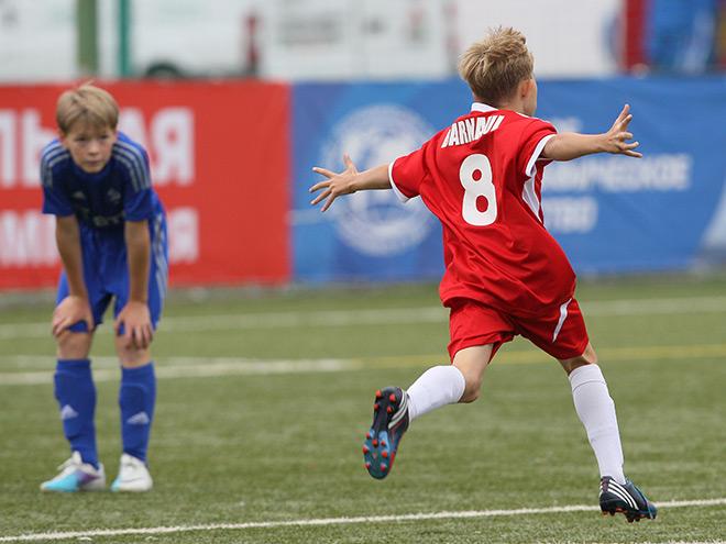 Программа «Чемпионата» для РФС – детские футбольные поля в России