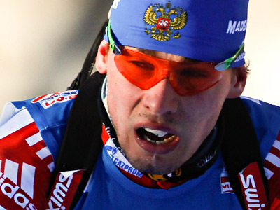 Шипулин: в половине гонок лыжи не ехали