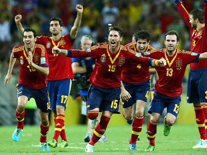 Защитит ли Испания свой титул?