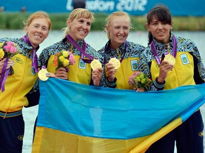Украина завоевала вторую золотую медаль Игр в Лондоне