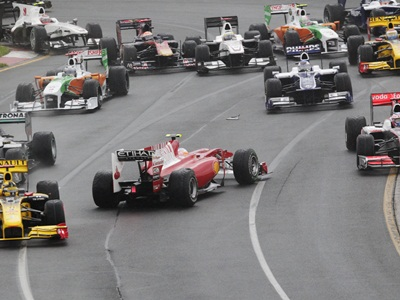 Алонсо: боялся, что после старта гонка закончится