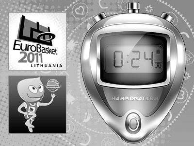 """""""24 секунды"""" на Евробаскете. День 9-й"""